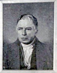 Gen. Thurston Portrait