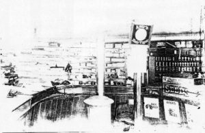 Gen. Thurston Store interior