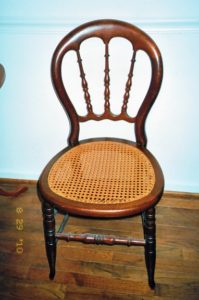 Gen. Thurston Chair