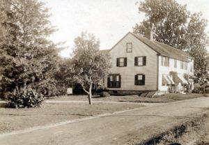 Gen. Thurston House North Side