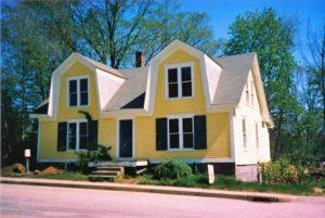 Taylor House ca. 1985