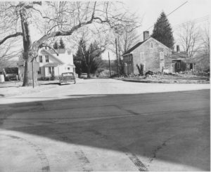 View of Woodville Road, 1969